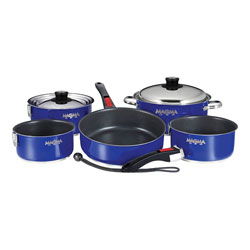 Magma Gourmet Series Stainless Steel Induction Cookware Set - 10 Piece