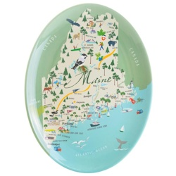 Galleyware Yacht & Home Dinnerware - Maine