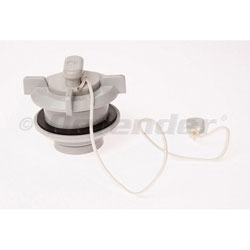 Mercury Drain Plug Assembly for Inflatable Boats- Short Collar