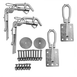 Weaver Heavy Duty Snap Davit Kit