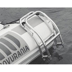 St. Croix Folding Ladder for Inflatable Boats