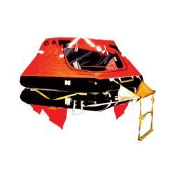 Survitec SeaMaster Liferaft 4-Person / Canister