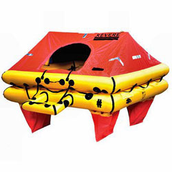 Revere Offshore Elite Liferaft 6-Person / Canister
