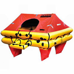 Revere Offshore Elite Liferaft 8-Person / Canister