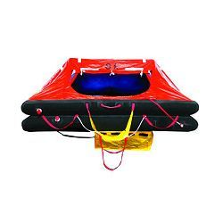 Survitec OceanMaster Liferaft 8-Person / Canister