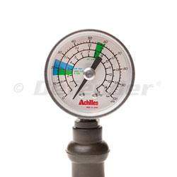 Achilles Pressure Gauge For Achilles Inflatables
