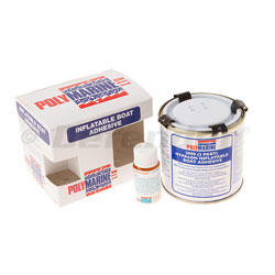 Polymarine 2-Part CSM (Hypalon) Adhesive - 250 ml