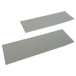 Defender Inflatable Boat PVC Embossed Wear Patches 30 x 10 cm 1100 Decitex