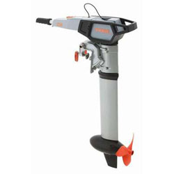 Torqeedo Cruise 2.0 TL Electric Outboard Motor - 24 Volt