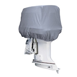 Attwood Road Ready Outboard Motor Hood / Cover