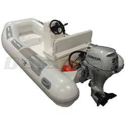 Achilles HB-315DX RIB With Honda 20 Hp 4-Stroke