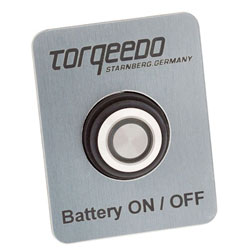Torqeedo On / Off Switch