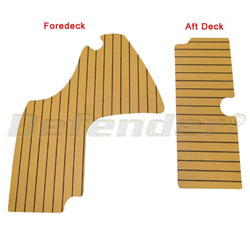Zodiac Yachtline YL470DL Teak Decking