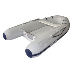 "Mercury 310 Rigid Hull Inflatable (RIB) 9' 10"", Gray PVC, 2017"