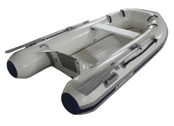 "Mercury 280 Rigid Hull Inflatable (RIB) 8' 10"", White Hypalon, 2015"