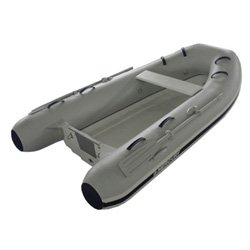 "Mercury 300 Rigid Hull Inflatable (RIB) 9' 6"", Gray PVC, 2017"