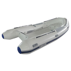 "Mercury 460 Rigid Hull Inflatable (RIB) 15' 1"", White Hypalon, 2015"