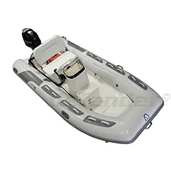 Achilles HB-385DX RIB With Tohatsu 40 Hp 4-Stroke