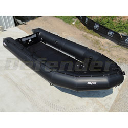 "Zodiac MilPro Heavy Duty Series, 17' 5"", Black Inflatable Boat"