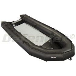 "Zodiac MilPro Heavy Duty Series, 19' 2"", Black Inflatable Boat"