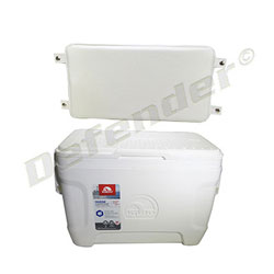 Igloo 25 Quart Cooler with Cushion