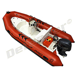 Zodiac Replacement Tubes for Pro500 / Pro9Man RIB