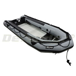 "Zodiac MilPro Grand Raid Series, 13' 9"", Gray Inflatable Boat"