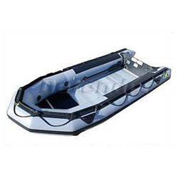 "Zodiac MilPro Grand Raid Series, 15' 5"", Gray Inflatable Boat"