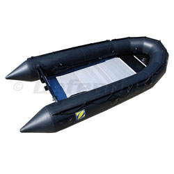 "Zodiac MilPro Work Boat, 13' 5"", Black Inflatable Boat"
