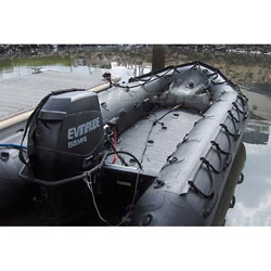 "Zodiac MilPro FC470 EVOL-7 Special Forces Craft, 15' 5"" Inflatable Boat"