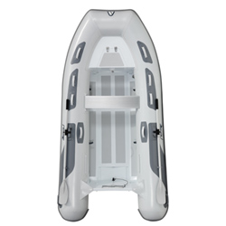 "Achilles HB-310AX  Aluminum Hull Inflatable (RIB) 10' 2"", Hypalon, 2018"