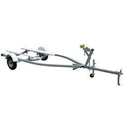 Venture Single-Axle Galvanized Bunk Trailer 2021 (VB-2600)