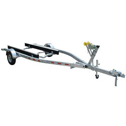Venture Single-Axle Galvanized Bunk Trailer 2019