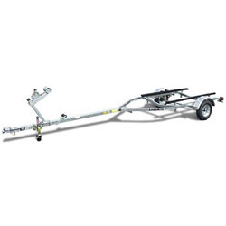 Load Rite Elite Series Single-Axle Galvanized Bunk Trailer 2018