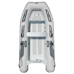 Achilles HB-335AX Aluminum Hull Inflatable (RIB) 11', Hypalon, 2019