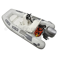 Achilles HB-350DX RIB With Honda 30 Hp 4-Stroke