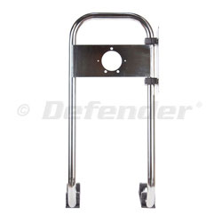 Defender P65 Pedestal Kit with Mounting Plates