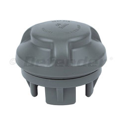 Leafield Marine B7 Inflation / Deflation Valve, Color: Gray