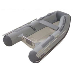 "Zodiac Rigid Hull (RIB) 8' 6"" Gray/ Lt. Gray Hypalon, 2019"