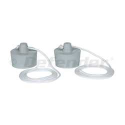 Bailer Plug / Drain Plug for Inflatable Boats - 2 Pack