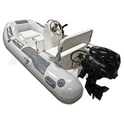 Achilles HB-315DX RIB With Tohatsu 20 Hp EFI 4-Stroke