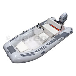 Achilles HB-385DX RIB With Honda 40 Hp 4-Stroke