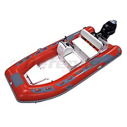 Achilles HB-385DX RIB With Tohatsu 40 Hp EFI 4-Stroke