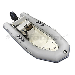 Zodiac Defender Pro Club 500 with Yamaha F50 EFI 4-Stroke - PVC White Hull