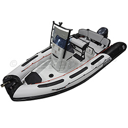 Zodiac Open 5.5 With Yamaha F115 EFI 4-Stroke