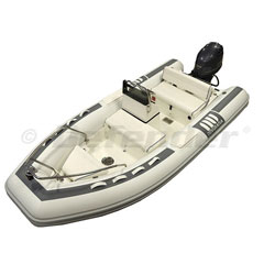 Novurania DL 400 Rigid Hull Inflatable (RIB) with Yamaha F50 EFI 4-Stroke
