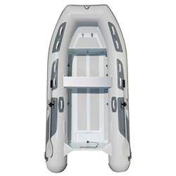 Achilles HB-335AX Aluminum Hull Inflatable (RIB) 11', Hypalon, 2020