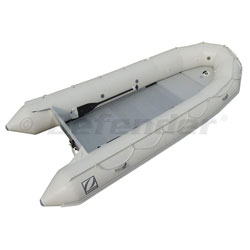 "Zodiac MilPro Grand Raid Series, 15' 5"", White Inflatable Boat"