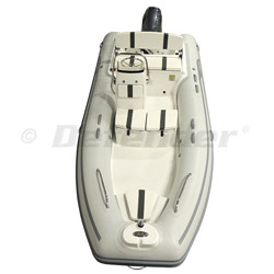AB Oceanus 15 VST Rigid Hull Inflatable (RIB) with Yamaha F70 EFI 4-Stroke