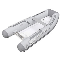 "Zodiac Rigid Hull (RIB) 11' 2"" Gray/ Lt. Gray Hypalon, 2020"